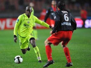 Mario Yepes devant Audel