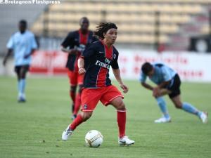Marcelo Gallardo balle au pied (E. Bretagnon)