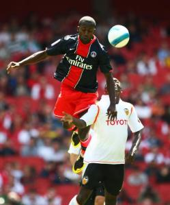 Amara Diané plus haut que son adversaire