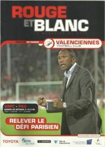 0708_Valenciennes_PSG_programme