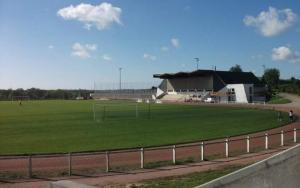 Le Stade du COSEC de Montreuil-sur-Mer