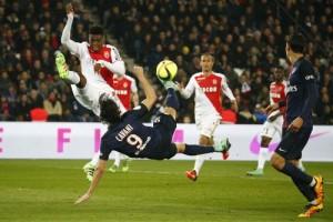 Photo Ch. Gavelle, psg.fr (image en taille et qualité d'origine: http://www.psg.fr/fr/Actus/105003/Galeries-Photos#!/fr/2015/3172/58853/match/Paris-Monaco-0-2/Paris-Monaco-0-2)