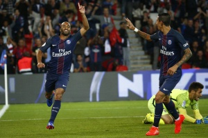 Photo Ch. Gavelle, psg.fr (image en taille et qualité d'origine: http://www.psg.fr/fr/Actus/105003/Galeries-Photos#!/fr/2016/3676/62677/match/Paris-Metz-3-0/Paris-Metz-3-0)