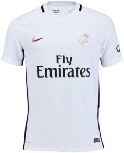 Troisième maillot 2016-17