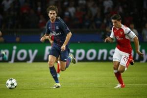 Photo Ch. Gavelle, psg.fr (image en taille et qualité d'origine: http://www.psg.fr/fr/Actus/105003/Galeries-Photos#!/fr/2016/3784/63287/match/Paris-Arsenal-1-1/Paris-Arsenal-1-1)