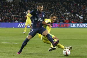 Photo Ch. Gavelle, psg.fr (image en taille et qualité d'origine: http://www.psg.fr/fr/Actus/105003/Galeries-Photos#!/fr/2016/3687/65166/match/Paris-Nantes-2-0/Paris-Nantes-2-0)