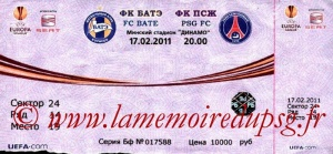 (collection La Mémoire du PSG)
