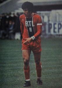 Dahleb, auteur d'un quadruplé face à Fontainebleau en 1977