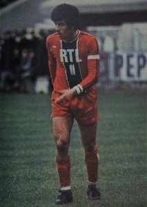 Fontainebleau - PSG CdF 76-77