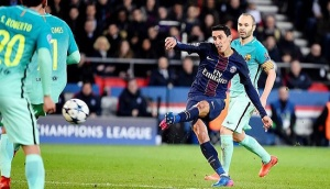 Le 2nd but personnel d'Angel Di Maria : 3-0 ! (J.-M. Hervio)